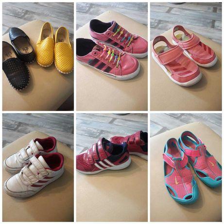 Сандали Nike маратонки 34