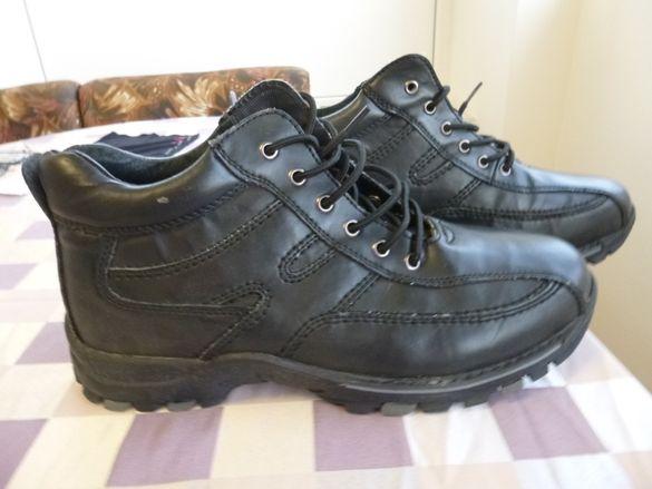 Мъжки зимни обувки Mat Star/Мат Стар