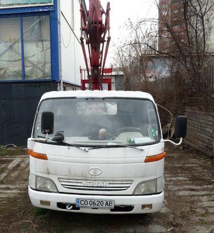 Мудан - Автовишка 16м.