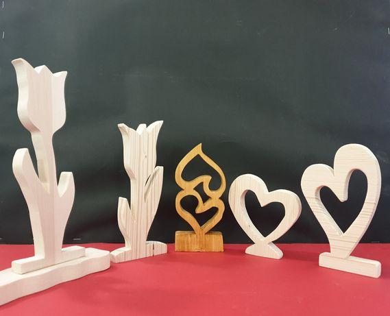 Дървени фигури ръчна изработка