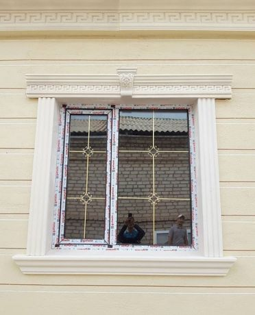 Пластиковые окна и двери и балконы
