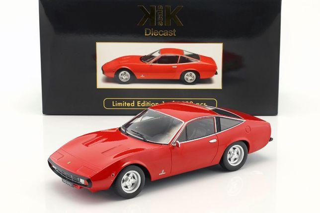 Macheta Ferrari 365 GTC-4 - 1971 - KK-Scale 1:18