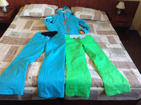 Нови яке и 2 панталона Ziener, 38 М , Цинер като Vist, Haiti