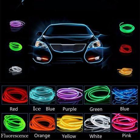 Fir luminos neon flexibil ELWIRE la cel mai bun pret