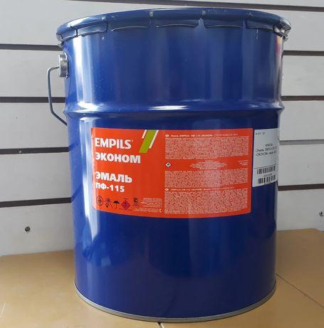 Краска ПФ 115 20 кг