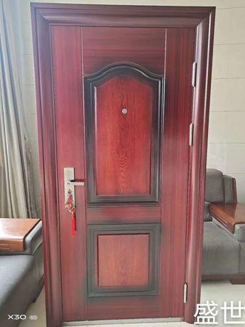 Метална врата 205/86см. 240лв + 10лв е доставката до офис на еко