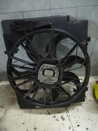 Electroventilator bmw e60 525,530
