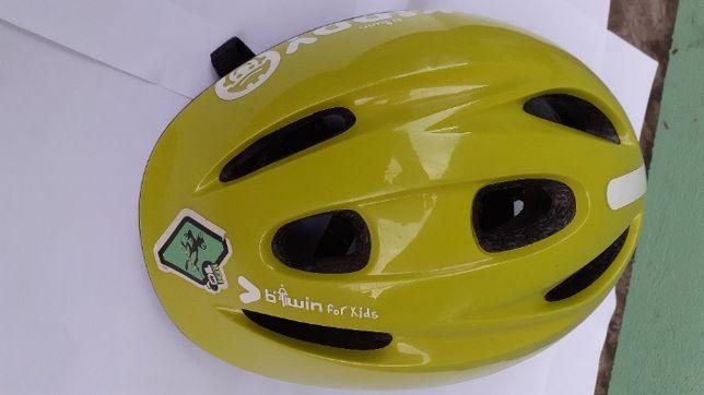 Casca ciclism copii BTWIN 52-56 cm