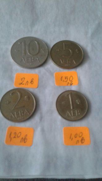 Монети