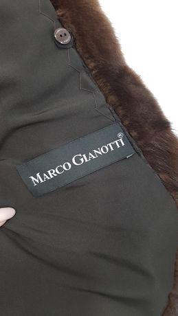 Продам (норковую) греческую шубу Marco Gianotti, 40-42рр.