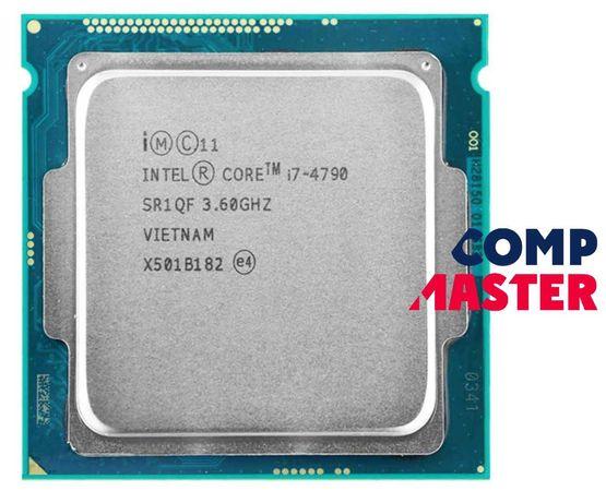 Новый процессор Core i7 4790 LGA1150 3.6 tu 4.0Ghz /Гарантия!/