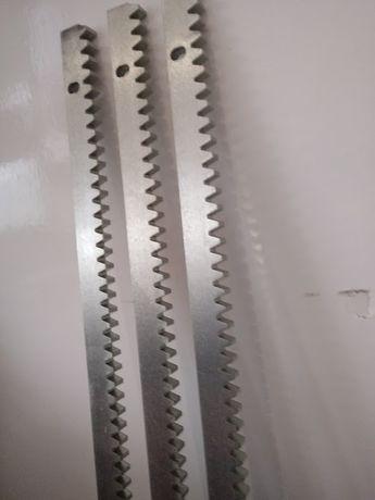 зъбна рейка за врата, индустриални и промишлени рейки