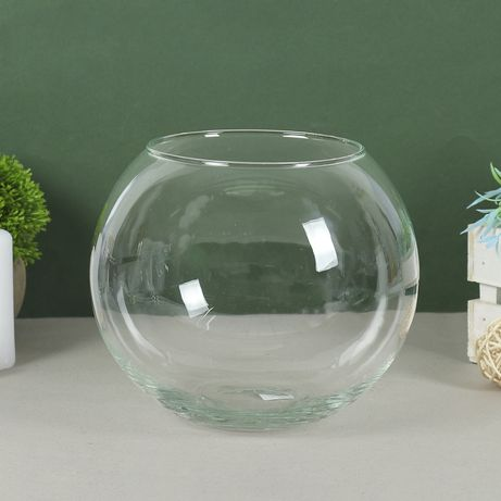 Аквариум 10 литров шар