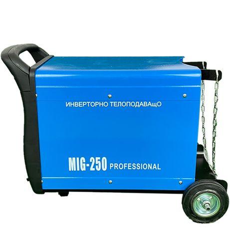 MIG-MAG Co2 Телоподаващ апарат MIG-250A