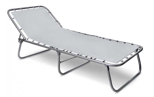 Кровать Раскладная Новая Раскладушка Походная до 90кг