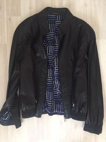 Продам кожаную куртку от ZILLI