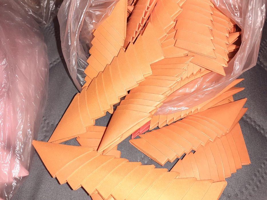 Piese origami din hartie Bacau - imagine 1