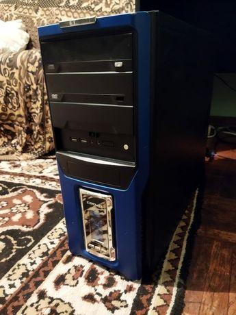 Компьютер core i5 для игр и работы. Системный блок. Процессор. Пк. 6gb