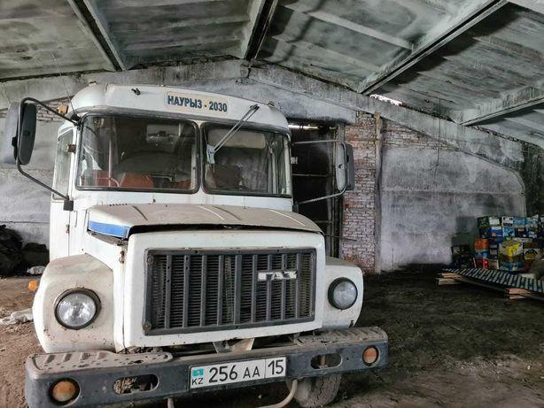 Автобус КАВЗ397652 в Петропавловске