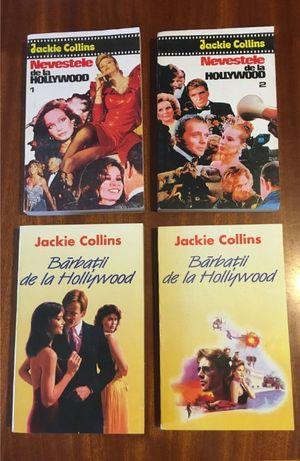 Jackie COLLINS - Nevestele de la Holywood + Barbatii de la Holywood