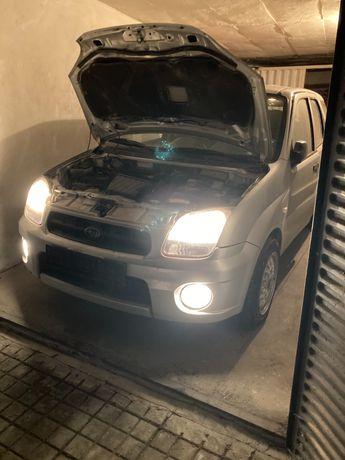 Subaru justy на части