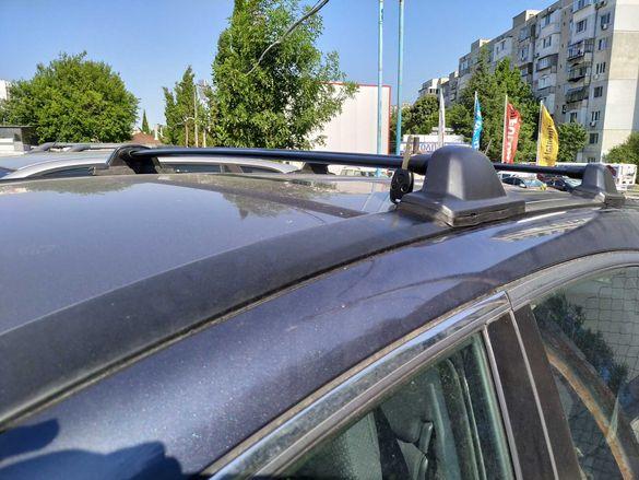 Багажни напречни греди за Honda CR-V III 2007 2011 Нов