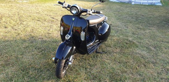 Motoretta D1 електрически мотор скутер
