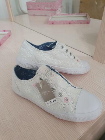 Обувь next для девочки