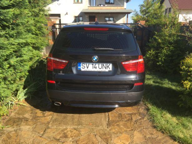 Vând/ schimb BMW X3 cu golf 7 dsg sau Octavia/superb dsg după 2015